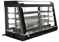 36 Inch Display Warmer! With Warranty! New New New!!!