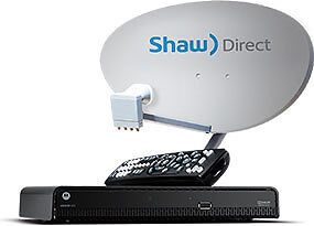 Sales and service for Shaw Direct and DirecTV satellite systems Oakville / Halton Region Toronto (GTA) image 2