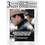Brokeback Mountain DVD