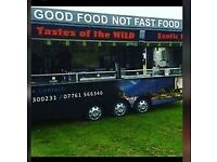 20FT TRI AXLE CATERING KIOSK *** FULLY EQUIPPED***