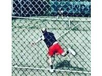 Tennis Coaching - Edinburgh - Accredited Coach