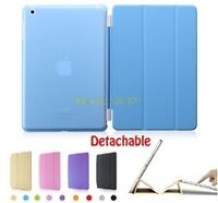 Leather Case For iPad 2/3/4 Smart/flip Y style Fold NEW