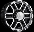Ford 17 8 Lug Wheels