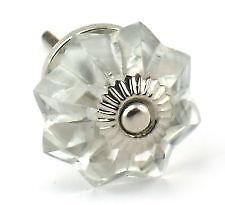 glass cabinet knobs. Vintage Glass Cabinet Knobs V
