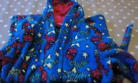 Girls 2-3 year old dressing gown by Tu at sainsburys barely used ...