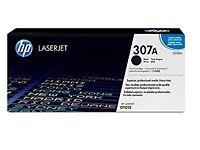 HP colour LaserJet CP5225 toner cartridges - Black, Magenta, Yellow 307a LaserJet Toner Cartridges