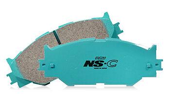 PROJECT MU NS-C FOR  RVR N73WG (4G63) R537 Rear