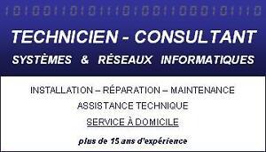 SERVICES INFORMATIQUES À DOMICILE City of Montréal Greater Montréal image 1