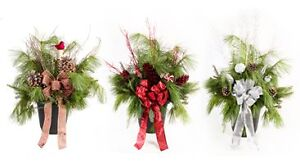 Best Christmas arrangement for best prices in town made by a pro Windsor Region Ontario image 2