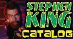 STEPHEN KING CATALOG ! Since 1987!
