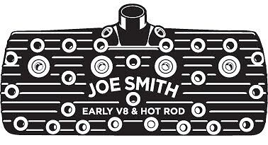 Joe Smith Early V8 and Hot Rod