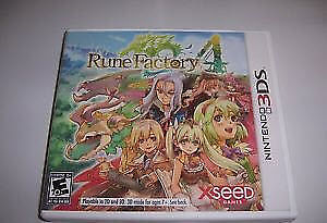 *TRADE* Rune Factory 4 > *TRADE for Pokemon X/Y*