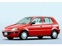 Honda Logo Car red