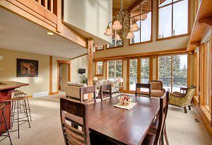 Executive Home at Sun Peaks