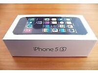Apple iPhone 5s 16GB Space Grey in a Box with all the Accessories SIM FREE UNLOCKED TO ALL NETWORKS