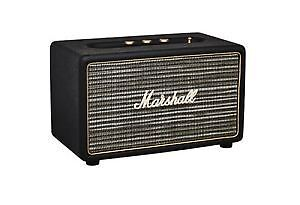 BRAND NEW Bluetooth Marshall ACTON Black Speaker.