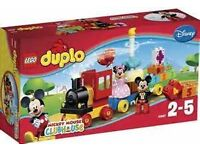 LEGO Duplo Mickey Clubhouse 10597 brand new sealed