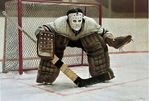 Goalie looking for more ice time - Brantford area
