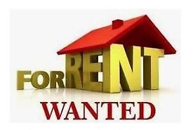 Looking for a 2-3 bedrooms house to rent.