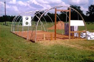 Looking for GREENHOUSE frame or plastic