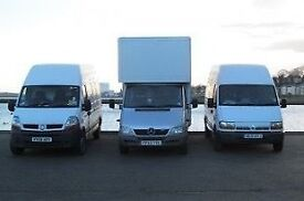 Man and Van, House & Office Removals,Reliable and good customer service