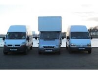 24/7 Man and van hire house office flat or home move and rubbish removals ikea delivery nationwide