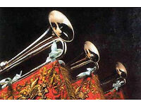 Fanfare Trumpeter, For Your Event,Wedding,Reception,Church,Conference,Civic events,