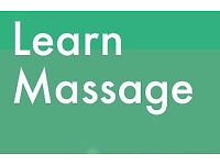 Do you have an interest in massage??? would you like to learn practice massage??
