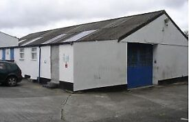 Workshop unit/office space/storage for rent