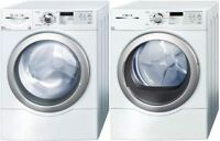 Bosch Vision 300DLX Washer & Dryer