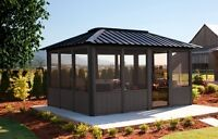 """Gazebo Clearance Centre """"we will ship and set up anywhere"""""""