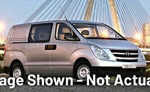 2012 Hyundai iLOAD TQ2-V MY13 Crew Cab White 5 Speed Automatic Van Kenwick Gosnells Area Preview