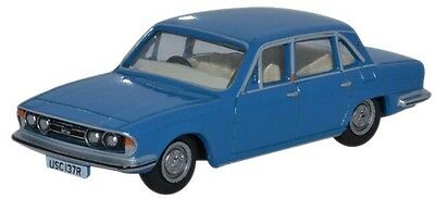 Triumph 2500 Tahiti Blue Oxford Die-cast OO  76TP004 Automobile UK Leyland