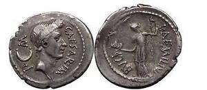 3 Julius CAESAR Coins dated 44BC,46BC and 49BC Robina Gold Coast South Preview