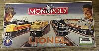 "Monopoly ""Lionel""  Trains"
