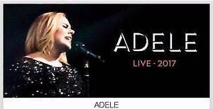 1 ADELE VIP Hospitality Package for SELL. Sydney City Inner Sydney Preview