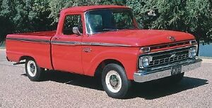 Wanted - 1966 Mercury or Ford Parts or Project Truck