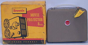 Im Looking For Working 8mm Kodak Brownie Film Movie Projectors