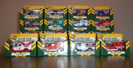 Rugby League Club Car Collectable Cars Aust Post 1995