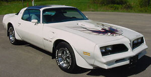 Looking for a '77 Pontiac Firebird Trans Am
