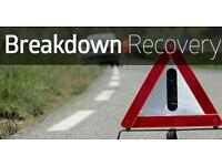 247 Breakdown & recovery transport service cars and vans