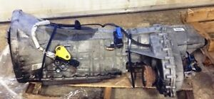2012 F150 3.5L TRANSMISSION AND TRANSFER CASE