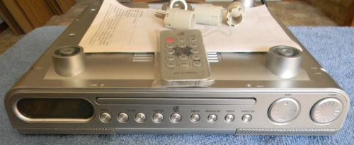 ge spacemaker radio cd player user manual