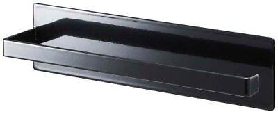 Yamazaki kitchen paper holder magnet kitchen paper holder Tower black 7128