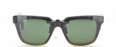 Custom Made for Warby Parker WINSTON-49X19 Polarized Clip-On Sunglasses (Winston Sunglasses)