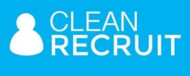Clean Recruit - CLEANING JOBS in IPSWICH - Excellent Rates Apply!
