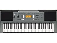 Yamaha PSR-E353 Portable Keyboard 61-note Touch Sensitive Keys