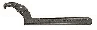 """Williams 474 Adjustable Hook Spanner Wrench  2 To 4-3/4"""""""