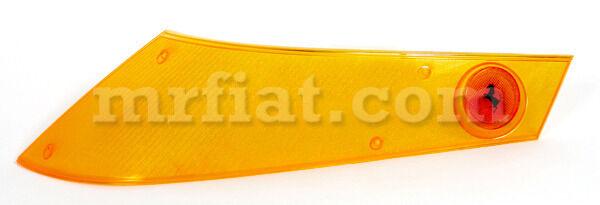 Ferrari 365 Gtb/4 Daytona Front Left Turn Signal Indicator Carello Lens Usa New