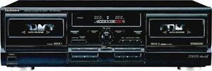 Technics RS-TR373 EX-DISPLAY HI-FI TWIN CASSETTE DECK (Marked)
